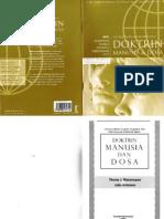DOKTRIN tentang MANUSIA dan DOSA