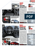 Auto Bild DE Nr. 34, pages 44-45