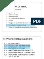 Clase 8 Investigaciones Geologicas