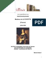 183 Lafayette Mme De