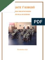 Karate y Discapacidad