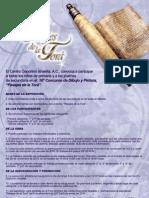 CONVOCATORIA 10º CONCURSO DE DIBUJO Y PINTURA PASAJES DE LA TORÁ