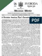 The Ukrainian Weekly 1942-43