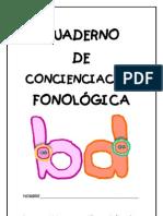 Cuaderno Conciencia Fonologica