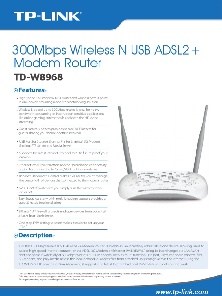 High Speed Dsl Modem Nat Router And Wireless Access Point In Tenda 11n Wifi Adsl2 Dh301 4port Switch One Device Kasda Kw58193buk 150mbps N Port For Phone Line Connection Internal Antennas Free Shipping Combos From