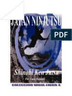 Jnf Libro 4 Shinobi Ken Jutsu