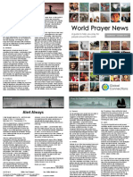 World Prayer News - Sep/Oct 2013
