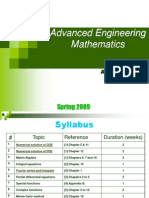 Advanced Engineering Mathematics presentation