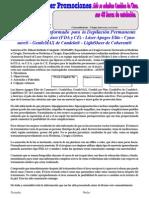 Depilacio Promociones Consentimiento CMLV Julio 2012
