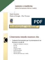 Informazione e Medicina
