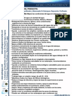 Estanques y Lagos Tratamiento Agua y Ph Cv 2pag Aydoagua.com