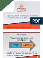 STR041 Legislacao TI Gestao Contratos Aula01