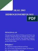 HIDROGEOMORFOLOGY