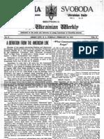 The Ukrainian Weekly 1942-08