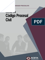 02 Manual Del Codigo Procesal Civil
