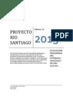 POTENCIAL AURÍFERO EN RIO SANTIAGO_2013