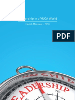 Speech 2013 Leadership in a VUCA World Tcm114 365167