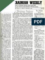 The Ukrainian Weekly 1941-01