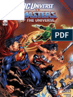 DC vs. MOTU Exclusive Preview