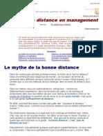 Comment trouver la bonne distance dans le management.pdf