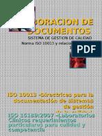 ELABORACION DE DOCUMENTOS