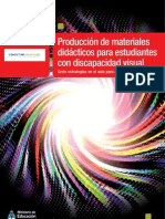 Producción de Materiales Did{acticos