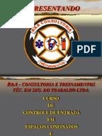 Confinados Manual