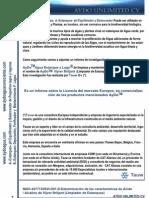 Estanques y Lagos Tratamiento Agua y Ph Cv 7pag Aydoagua.com
