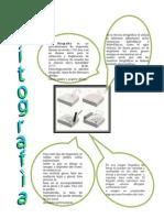 afiche litografia
