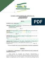 1a Parte Teorico Curso Fuentes Del Derecho y Procedimiento Administrativo