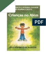 Livro - Criancas No Alem Chico Xavier