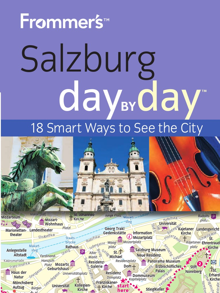 b031d7c2289e Frommer s Salzburg Day by Day
