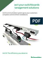 [Brochure] Acti 9 Communication System