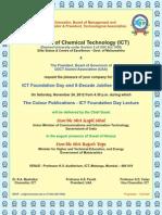 Foundation Day 2012