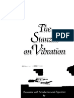 Stanzas on Vibration