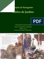 @Psg Estilos Jardins 2013