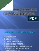 MIEMBROS TENSIÓN PRIMERA PARTE