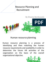 H.R. Planning & Recruitment