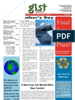 Gist Weekly Issue 29 - Father's Day