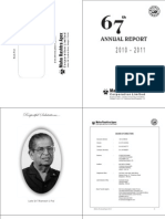 maharashtra apes annual report 2011