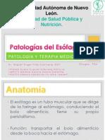 Patologías del Esófago