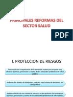 Principales Reformas Del Sector Salud