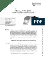 Ciudadnia e Inclusion Queer