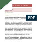Análisis novela (Tengo miedo torero) - Isabel Garrido