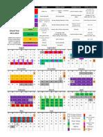 test calendar high 2013-2014