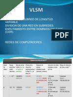 vlsm1-110815110325-phpapp01