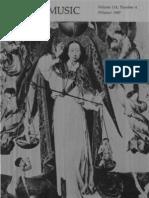 PARTICIPATION Monsignor Richard J. Schuler