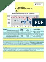 Dayton Local Market Reports 2nd Qtr. 2013
