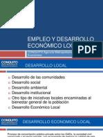 Empleo y Desarrollo