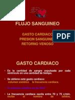 12 Flujo Sanguineo Gasto Cardiaco